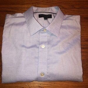 Banana Republic Non Iron Slim Fit Shirt Large